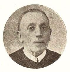 Il redentorista P. Luigi Porrazzo, C.Ss.R. 1846-1925 della Provincia di Palermo in Italia.