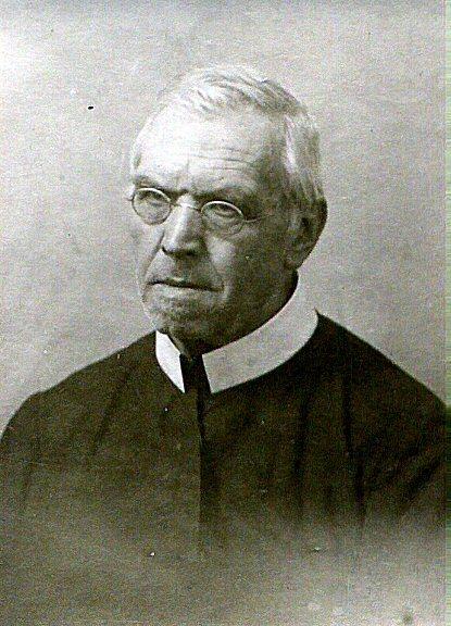 Il redentorista P. François Xavier Reuss, C.Ss.R. 1842-1925 della Provincia di Lyon in Francia.