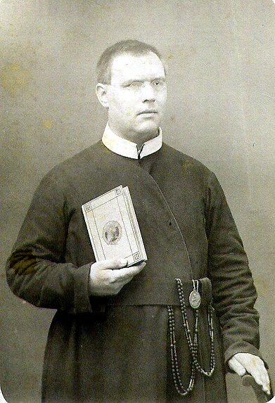 P. François Xavier Reuss, C.Ss.R. 1842-1925 ha tradotto in latino le Canzoncine di S. Alfonso.