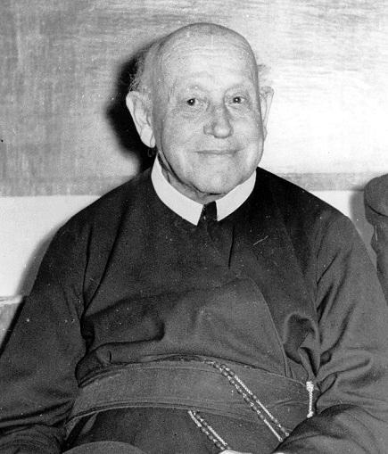 Il redentorista P. Pelágio Sauter, C.Ss.R. 1878-1961 – Wunsttenberg/Germania (Provincia di Monaco). Vissuto in Brasile, missionario dei poveri; servo di Dio, del quale è in corso il processo di beatificazione.