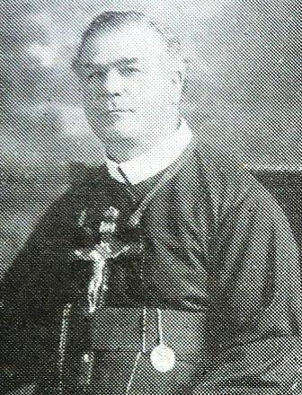 Il redentorista P. Michael Sheehan, C.Ss.R. 1858-1925 della Provincia di Baltimora in USA.