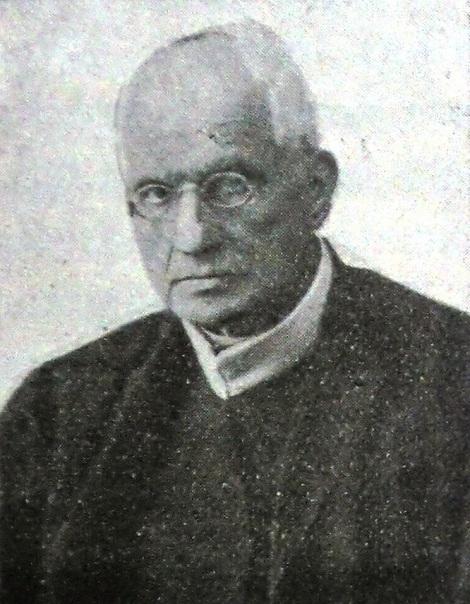 Il redentorista P. Johannes Peter Urbany, C.Ss.R. 1843-1925 della Provincia di Colonia in Germania.