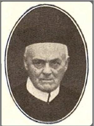 Il redentorista P. Joseph Wuest, C.Ss.R. 1834-1924, nativo di Germania, della Provincia di Baltimora in USA