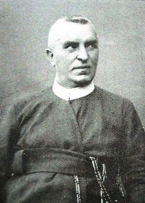 Il redentorista P. Thomas Zapletal, C.Ss.R. 1867-1925 della Provincia di Vienna in Austria.
