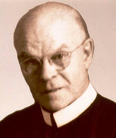 Il redentorista P. Frans Van den Bosch, C.Ss.R. 1892-1967, Belgio, Provincia Flandrica, nella Vice-Provincia Ruteniense in Galizia.