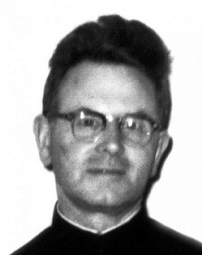 Il redentorista Fratello Denis (Athanasius) Sawka, C.Ss.R. 1907-1978 – Ucraina, nella Vice-Provincia Ruteniense in Galizia.