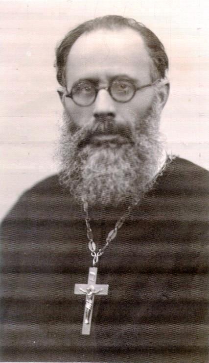 Il redentorista P. Mykola Czarneckyj, C.Ss.R. 1884-1959 – Ucraina, ViceProvincia Ruteniense in Galizia. Morto martire in seguito alle torture subite, è stato dichiarato Beato da Giovanni Paolo II il 27 giugno 2001, durante la visita apostolica a Lviv.