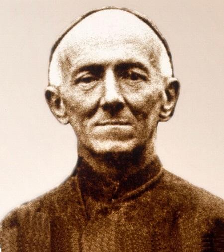 Il redentorista Fratello Pierre Delaunoy (Ippolito), C.Ss.R. 1865-1942 – Belgio, Provincia Flandrica.