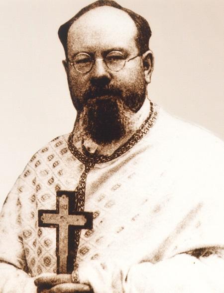 Il redentorista P. Louis Van den Bossche, C.Ss.R. 1887-1938 – Belgio, Provincia Flandrica.