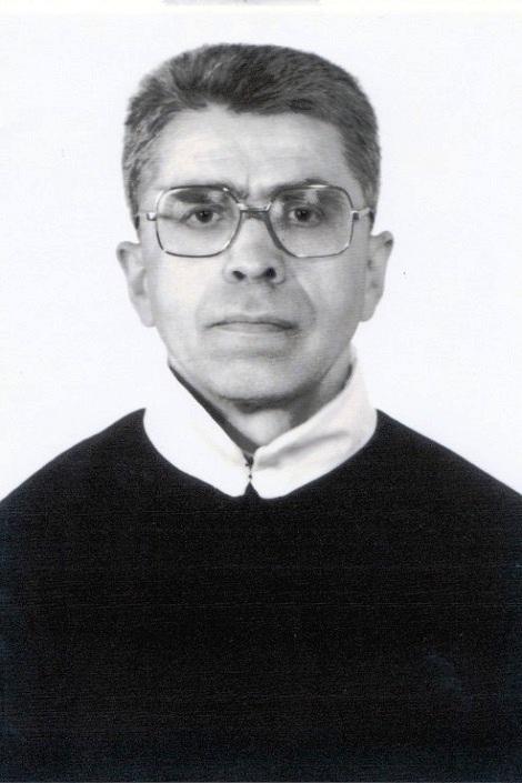 Il redentorista P. Ivan Dankiw, C.Ss.R. 1930-2009, Ucraina - della ViceProvincia Ruteniense in Galizia.