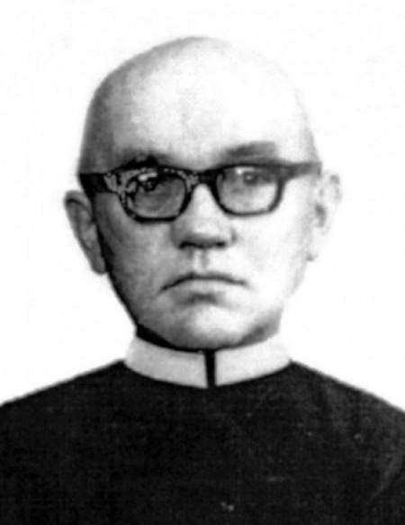 Il redentorista P. Eugene Kotyk, C.Ss.R. 1920-1980 – Ucraina – Ucraina della ViceProvincia Ruteniense in Galizia.