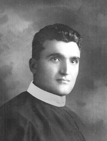 Il redentorista P. Ivan Ziatyk, C.Ss.R. 1899-1952 – Ucraina – Ucraina della ViceProvincia Ruteniense in Galizia. Proclamato Beato nel 2001 da Giovanni Paolo II.