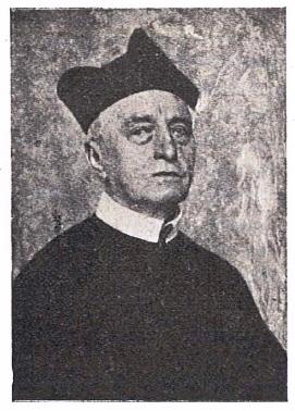 Il redentorista P. Honoré De Nys, C.Ss.R. 1848-1929  Belgio della Provincia Flandrica del Belgio.