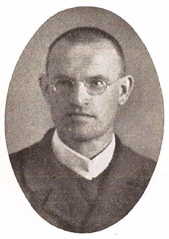 Il redentorista P. Emmanuel Rasl, C.Ss.R. 1876-1928 nativo di Boemia della Provincia di Vienna in Austria. Fu Procuratore della Provincia, impegnato a risanare i molti problemi lasciati dalla Grande Guerra.