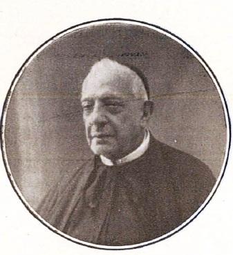 Il redentorista P. Louis Cagiano de Azevedo, C.Ss.R. 1842-1929 nativo di Italia, ma appartenente alla Provincia di Lyon in Francia.