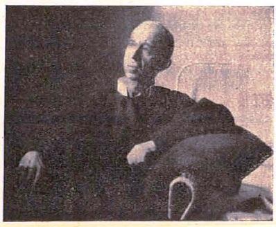 Il redentorista P. Vicente Grilhisl, C.Ss.R. 1872-1930, nativo dell'Austria, della Provincia di Monaco in Germania; morto nella Vice-Provincia Germanico-Brasiliana.