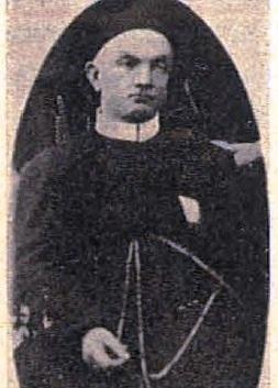 Il redentorista P. Jorge Kaiser, C.Ss.R. 1867-1929  Francia, Provincia di Lyon.