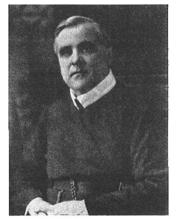 Il redentorista P. Joseph Chapoton, C.Ss.R. 1875-1925 della Provincia di Saint Lois negli USA.
