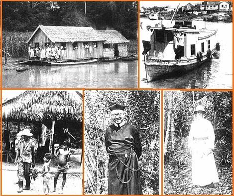 Questo numero 100 documenta in sei pagine con testi e foto la storia dei Redentoristi in Amazzonia: i pionieri, la crescita, il seminario e gli apostolato specifici per questa zona del mondo.