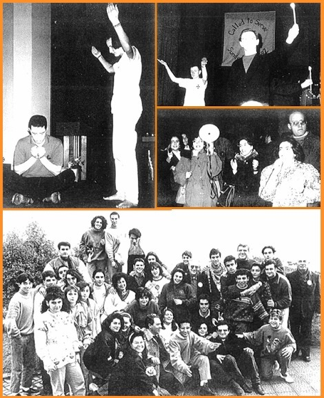 Questo numero 104 documenta in sei pagine con testi e foto le esperienze dei Giovani della Pastorale Giovanile Redentorista in alcune missioni: Sunderland, Inghilterra; Cosenza, Italia e Sicilia.