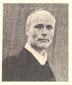 Il redentorista P. Paul Dotterweich, C.Ss.R. 1861-1926, nativo della Baviera in Germania, era della Provincia di Colonia.