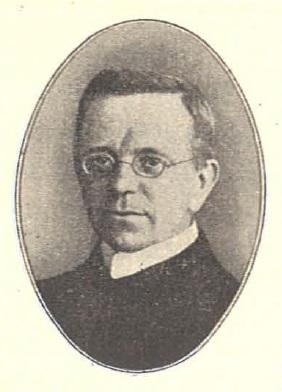 Il redentorista P. Eduard Forejtnik, C.Ss.R. 1876-1926 nato in Moravia, della Provincia di Vienna in Austria.