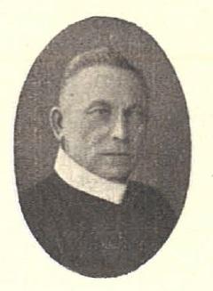 Il redentorista P. Franz Xaver Franz, C.Ss.R. 1864-1926 della Provincia di Vienna in Austria.