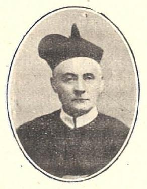 Il redentorista P. Patrick Griffith, C.Ss.R. 1844-1926, nativo di Irlanda, della Provincia di Londra nel Regno Unito.