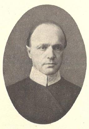 Il redentorista P. Wilhelm Raphael Janauschek, C.Ss.R. 1859-1926 della Provincia di Vienna in Austria. Oggi è Venerabile Servo di Dio e si attende la sua beatificazione.