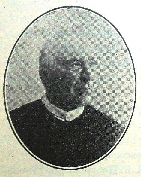 Il redentorista P. René Saget, C.Ss.R. 1847-1925 della Provincia di Lyon in Francia.