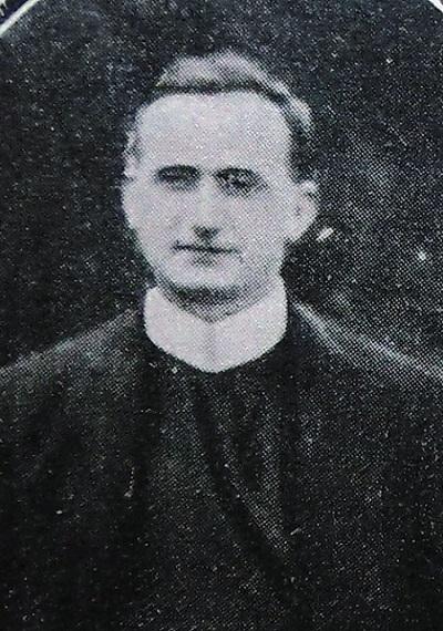 Il redentorista P. Denis Turner, C.Ss.R. 1874-1926, nativo di Irlanda, della Provincia di Londra nel Regno Unito.