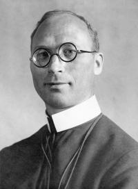 Il redentorista P. Louis Van Gansewinkel, C.Ss.R. 1892-1968 – Belgio, Provincia Flandrica.