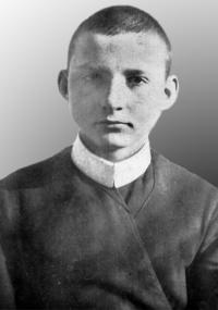 Il redentorista Studente Marian Galan, C.Ss.R. 1927-1952 – Ucraina, ViceProvincia Ruteniense in Galizia. Morì a 25 anni, durante i lavori forzati ai quali era stato condannato come cristiano credente.