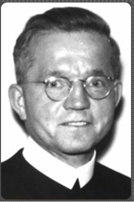 Il redentorista P. Stephen John Shawel, C.Ss.R. 1910-1986, Ucraina, ViceProvincia Ruteniense in Canada, dove arrivò verso la fine del 1939.