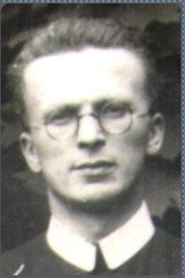 Il redentorista P. Stephen Shyry, C.Ss.R. 1912-1978, Ucraina, ViceProvincia Ruteniense in Canada, dove arrivò verso la fine del 1939.