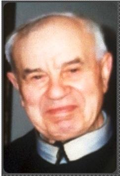 Il redentorista P. Michael Zalizniak, C.Ss.R. 1919-1997 – Ucraina della ViceProvincia Ruteniese in Galizia.