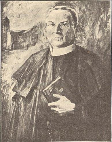 Il redentorista P. Ludovicus Wouters, C.Ss.R. 1864-1933 nativo dei Paesi Bassi. Fu Provinciale della Provincia Olandese. Incrementò molto gli studi morali e l'opera delle Missioni. Questo suo ritratto è opera del pittore A. Windhausen.