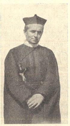 Il redentorista P. Francisco Echevarría Elosúa, C.Ss.R. 1876-1938 Spagna, della Provincia di Madrid. Lavorò intensamente nelle missioni in Portogallo e Spagna e fu singolare benefattore di alcune Province redentorista, tra le quali la Napoletana.
