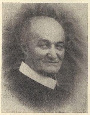 """Il redentorista P. Aloys Pichler, C.Ss.R. 1869-1942 Austria, della Provincia di Vienna. Dotato di forte personalità culturale, era chiamato giocosamente """"Dottore Universale""""; gli fu offerta la cattedra di filosofia alla Università di Salisburgo. Ha scritto diverse operette."""