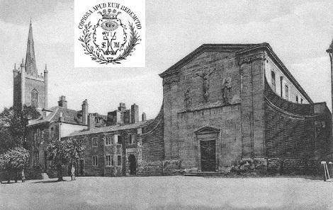 Non è disponibile alcuna immagine del redentorista P. Charles Wright, C.Ss.R. 1878-1947 Regno Unito, della Provincia di Londra, città dove nacque. È autore della versione inglese della nostra Regola. Nella foto: la Casa redentorista di Bishop Stortford ove morì nel 1947.