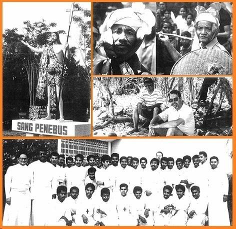 Questo numero 107 presenta in quattro pagine la ViceProvincia di Weetebula (Indonesia) con testo e foto dei Padri Michael Kratz e Luis Hechanova, in Visita canonica.