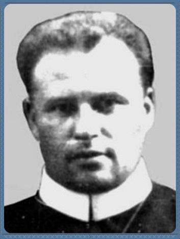 Il redentorista P. Gregory Mysak, C.Ss.R. 1909-1978 – Ucraina, della ViceProvincia Ruteniense in Galizia.
