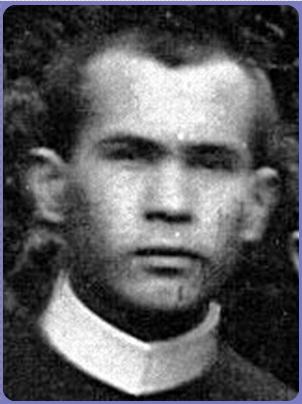 Il redentorista P. Vasyl Kucach, C.Ss.R. 1919-1984 – Ucraina, della ViceProvincia Ruteniense in Galizia.