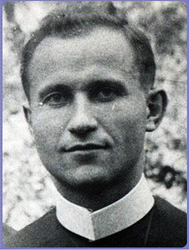 Il redentorista P. Bohdan Kurylas – Ucraina, della Provincia Flandrica, Belgio.