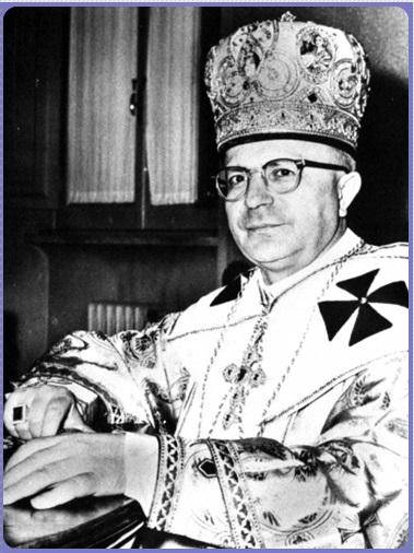 Il redentorista Mons. Vladimir Malanczuk, C.Ss.R. 1904-1990 – Ucraina, della ViceProvincia Ruteniense in Canada.