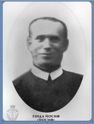 Il redentorista Fratello Josef Ginda, C.Ss.R. 1912-1939 – Ucraina, della Vice Provincia Ruteniense in Galizia. Morto a solo 27 anni.
