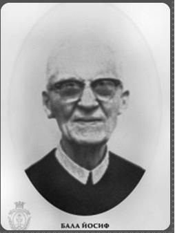 Il redentorista P. Joseph Bala, C.Ss.R. 1885-1974 – Cecoslovacchia, della Provincia Flandrica del Belgio. Una vita avventurosa: cappellano militare, prigioniero di guerra, missionario in Canada, poi diventato diocesano e quindi rientrato. Morì a Winnipeg, Canada, a 89 anni.