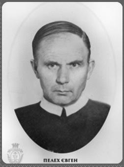 Il redentorista P. Jevhenij Pełech, C.Ss.R. 1920-1996 – Ucraina, della Vice Provincia Ruteniense in Galizia.