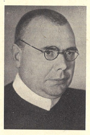 P. Eugen von Meurers, C.Ss.R. 1889-1945 Borussia / Germania (Provincia di Colonia). Uomo di azione a largo raggio, ebbe diversi compiti da svolgere e una dura battaglia sostenuta contro il regime nazista.