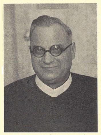 P. Josef Waclaw, C.Ss.R. 1900-1951 Boemia (ViceProvincia di Zwittau sub Sup. Gen.)